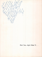Page 5, 1966 Edition, West Deer High School - Coalagra Yearbook (Russellton, PA) online yearbook collection