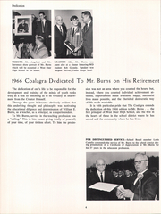 Page 8, 1966 Edition, West Deer High School - Coalagra Yearbook (Russellton, PA) online yearbook collection