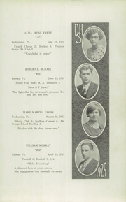 Page 15, 1929 Edition, Doylestown High School - Torch Yearbook (Doylestown, PA) online yearbook collection