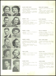 Page 17, 1950 Edition, Pitcairn High School - Retrospect Yearbook (Pitcairn, PA) online yearbook collection