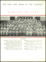 Page 9, 1950 Edition, Pitcairn High School - Retrospect Yearbook (Pitcairn, PA) online yearbook collection