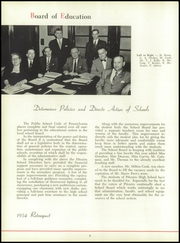 Page 12, 1954 Edition, Pitcairn High School - Retrospect Yearbook (Pitcairn, PA) online yearbook collection