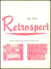 Page 7, 1954 Edition, Pitcairn High School - Retrospect Yearbook (Pitcairn, PA) online yearbook collection