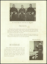 Page 13, 1945 Edition, St Fidelis Seminary - Skullcap Yearbook (Herman, PA) online yearbook collection