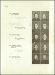 Page 15, 1945 Edition, St Fidelis Seminary - Skullcap Yearbook (Herman, PA) online yearbook collection