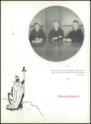 Page 13, 1950 Edition, St Fidelis Seminary - Skullcap Yearbook (Herman, PA) online yearbook collection