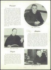 Page 15, 1950 Edition, St Fidelis Seminary - Skullcap Yearbook (Herman, PA) online yearbook collection