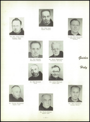 Page 16, 1950 Edition, St Fidelis Seminary - Skullcap Yearbook (Herman, PA) online yearbook collection