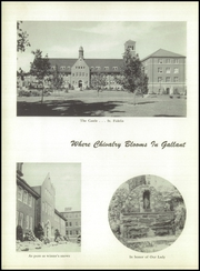Page 8, 1950 Edition, St Fidelis Seminary - Skullcap Yearbook (Herman, PA) online yearbook collection