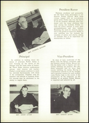 Page 16, 1952 Edition, St Fidelis Seminary - Skullcap Yearbook (Herman, PA) online yearbook collection