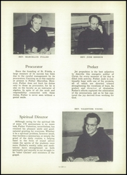 Page 17, 1952 Edition, St Fidelis Seminary - Skullcap Yearbook (Herman, PA) online yearbook collection