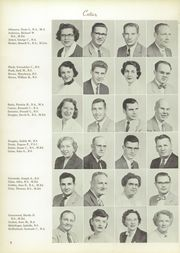 Page 12, 1956 Edition, Bethel High School - Bethanian Yearbook (Bethel, PA) online yearbook collection