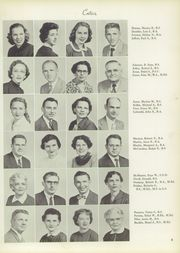 Page 13, 1956 Edition, Bethel High School - Bethanian Yearbook (Bethel, PA) online yearbook collection