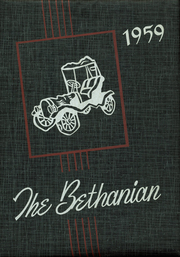 Page 1, 1959 Edition, Bethel High School - Bethanian Yearbook (Bethel, PA) online yearbook collection