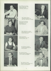 Page 12, 1959 Edition, Bethel High School - Bethanian Yearbook (Bethel, PA) online yearbook collection