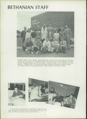 Page 8, 1959 Edition, Bethel High School - Bethanian Yearbook (Bethel, PA) online yearbook collection