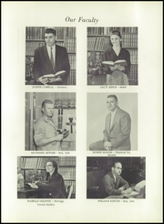 Page 13, 1958 Edition, Dunbar Township High School - Sentinel Yearbook (Dunbar Township, PA) online yearbook collection