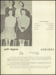 Page 16, 1949 Edition, Centerville High School - Cehiscan Yearbook (West Brownsville, PA) online yearbook collection
