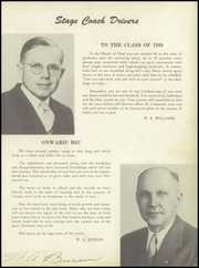 Page 9, 1949 Edition, Centerville High School - Cehiscan Yearbook (West Brownsville, PA) online yearbook collection