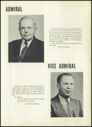 Page 11, 1953 Edition, Centerville High School - Cehiscan Yearbook (West Brownsville, PA) online yearbook collection