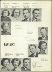 Page 13, 1953 Edition, Centerville High School - Cehiscan Yearbook (West Brownsville, PA) online yearbook collection