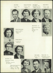 Page 14, 1953 Edition, Centerville High School - Cehiscan Yearbook (West Brownsville, PA) online yearbook collection