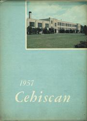 Page 1, 1957 Edition, Centerville High School - Cehiscan Yearbook (West Brownsville, PA) online yearbook collection