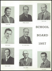 Page 11, 1957 Edition, Centerville High School - Cehiscan Yearbook (West Brownsville, PA) online yearbook collection