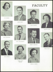 Page 13, 1957 Edition, Centerville High School - Cehiscan Yearbook (West Brownsville, PA) online yearbook collection