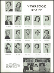 Page 16, 1957 Edition, Centerville High School - Cehiscan Yearbook (West Brownsville, PA) online yearbook collection