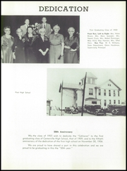 Page 9, 1957 Edition, Centerville High School - Cehiscan Yearbook (West Brownsville, PA) online yearbook collection