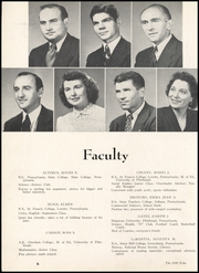 Page 10, 1949 Edition, Nanty Glo High School - Echo Yearbook (Nanty Glo, PA) online yearbook collection