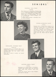 Page 14, 1949 Edition, Nanty Glo High School - Echo Yearbook (Nanty Glo, PA) online yearbook collection