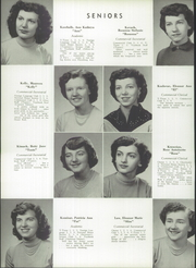 Nanty Glo High School - Echo Yearbook (Nanty Glo, PA) online yearbook collection, 1953 Edition, Page 18
