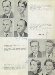 Page 11, 1956 Edition, Nanty Glo High School - Echo Yearbook (Nanty Glo, PA) online yearbook collection