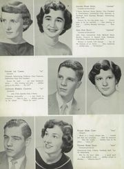 Page 16, 1956 Edition, Nanty Glo High School - Echo Yearbook (Nanty Glo, PA) online yearbook collection