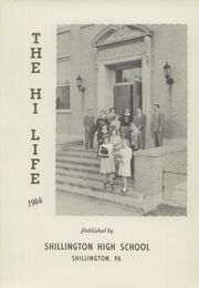 Page 5, 1944 Edition, Shillington High School - Hi Life Yearbook (Shillington, PA) online yearbook collection