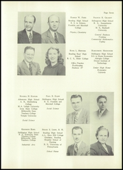 Page 11, 1948 Edition, Shillington High School - Hi Life Yearbook (Shillington, PA) online yearbook collection