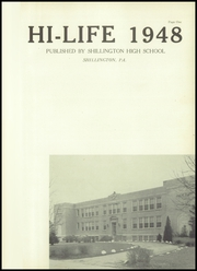 Page 5, 1948 Edition, Shillington High School - Hi Life Yearbook (Shillington, PA) online yearbook collection