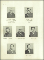 Page 8, 1948 Edition, Shillington High School - Hi Life Yearbook (Shillington, PA) online yearbook collection