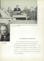 Page 12, 1954 Edition, Washington Township High School - Washtonian Yearbook (Apollo, PA) online yearbook collection