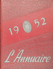 1952 Edition, Stephen S Palmer High School - L Annuaire Yearbook (Palmerton, PA)