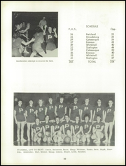 Stephen S Palmer High School - L Annuaire Yearbook (Palmerton, PA) online yearbook collection, 1959 Edition, Page 54