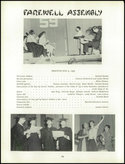 Stephen S Palmer High School - L Annuaire Yearbook (Palmerton, PA) online yearbook collection, 1959 Edition, Page 74
