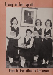 Page 10, 1957 Edition, Elizabeth Seton High School - Clipper Yearbook (Pittsburgh, PA) online yearbook collection
