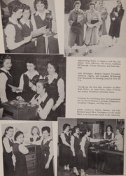 Page 14, 1957 Edition, Elizabeth Seton High School - Clipper Yearbook (Pittsburgh, PA) online yearbook collection