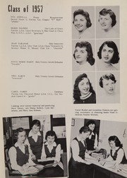 Page 15, 1957 Edition, Elizabeth Seton High School - Clipper Yearbook (Pittsburgh, PA) online yearbook collection