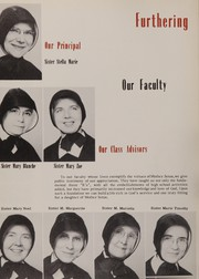 Page 8, 1957 Edition, Elizabeth Seton High School - Clipper Yearbook (Pittsburgh, PA) online yearbook collection