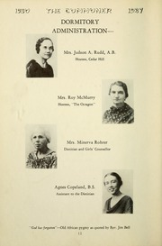 Page 16, 1937 Edition, Bryan College - Commoner Yearbook (Dayton, TN) online yearbook collection