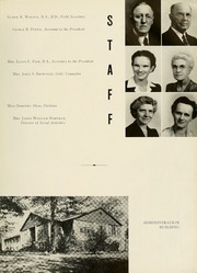 Page 13, 1944 Edition, Bryan College - Commoner Yearbook (Dayton, TN) online yearbook collection